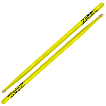 neon_yellow_drumsticks